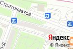 Схема проезда до компании СУШИ ШОП в Москве