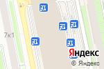 Схема проезда до компании Планерная в Москве