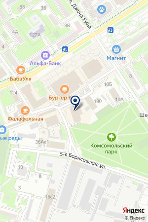 ПКФ СЛАВЯНСКАЯ на карте Серпухова