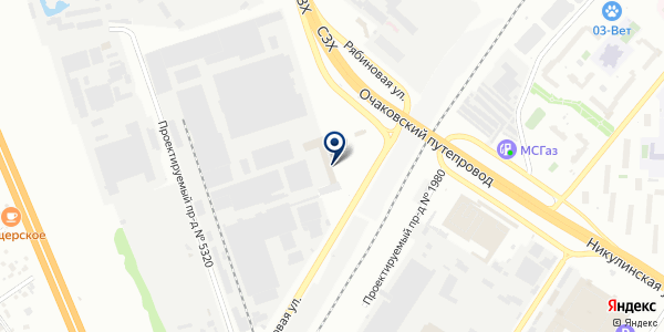 СоюзКедр на карте Москве
