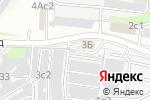 Схема проезда до компании Заря-2 в Москве