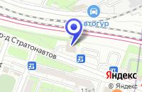 Схема проезда до компании ФАРМАЦЕВТИЧЕСКАЯ КОМПАНИЯ МАРИОН-ТРЕЙД в Москве