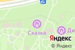 Схема проезда до компании Страна ЕНОТиЯ в Москве