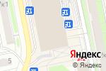 Схема проезда до компании Ариэль в Москве