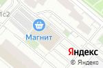 Схема проезда до компании Patyson в Москве