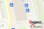 Схема проезда до компании Владимирский стандарт в Москве
