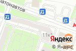 Схема проезда до компании КБ Айманибанк в Москве