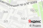 Схема проезда до компании Московская объединенная энергетическая компания в Москве
