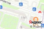 Схема проезда до компании Тушино в Москве