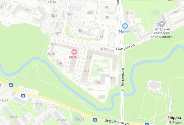 купить квартиру в ЖК LIFE-Кутузовский