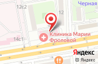 Схема проезда до компании Магазин автозапчастей в Часцах