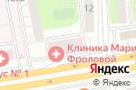 Схема проезда до компании Zapadinternetmag.ru в Москве
