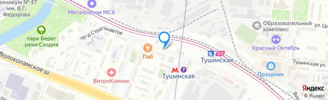 проезд Стратонавтов