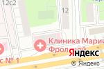 Схема проезда до компании Территория жизни в Москве