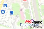 Схема проезда до компании Городская поликлиника №219 в Москве