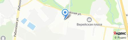 СпецСтройМетиз на карте Москвы