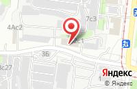 Схема проезда до компании Спутник-Медиа в Москве