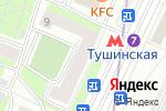 Схема проезда до компании Beer & Beard в Москве