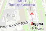 Схема проезда до компании Городской Медицинский Центр в Москве