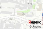 Схема проезда до компании Росар в Москве