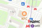 Схема проезда до компании KRASOTKAPRO.RU в Москве