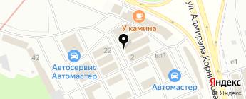PRO-CAR на карте Москвы