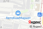 Схема проезда до компании Orleit Beauty в Москве