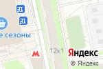 Схема проезда до компании Mobremont.ru в Москве