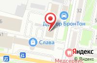 Схема проезда до компании Будь здоров! в Серпухове
