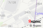 Схема проезда до компании StoneTime в Москве