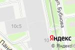 Схема проезда до компании Спецраздел в Москве