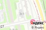 Схема проезда до компании Инженерная служба района Северное Тушино в Москве