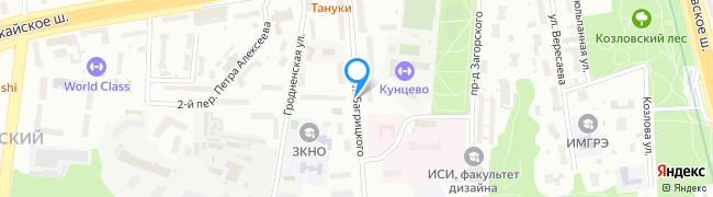 улица Багрицкого