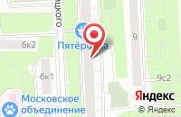 Схема проезда до компании Стоик в Москве