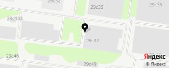 Kugar на карте Москвы