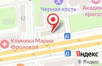 Схема проезда до компании Шиномонтажная мастерская в Часцах