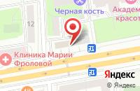 Схема проезда до компании Малип в Москве
