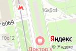 Схема проезда до компании Экономъ в Москве