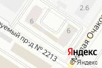 Схема проезда до компании СтройДомТраст в Москве
