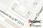 Схема проезда до компании Key to way в Москве