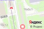 Схема проезда до компании АКИБ Образование в Москве
