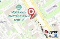 Схема проезда до компании Банк Возрождение в Серпухове