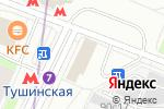 Схема проезда до компании Столовая в Москве