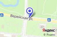 Схема проезда до компании АТР-РЕСТАВРАЦИЯ в Москве