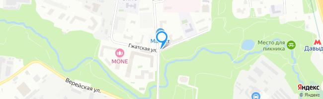 Гжатская улица