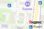 Схема проезда до компании Руно в Москве