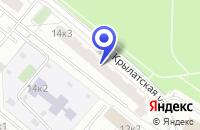 Схема проезда до компании НОТАРИУС ЦВЕТКОВ С.А. в Москве
