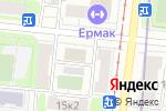 Схема проезда до компании Франт в Москве