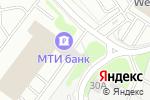 Схема проезда до компании Виса-М в Москве