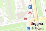Схема проезда до компании Школьный багаж в Москве